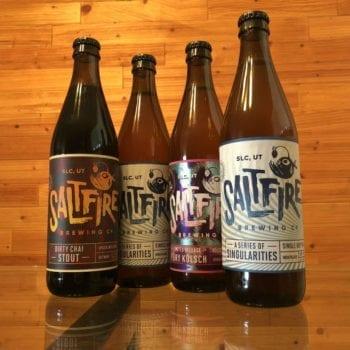 American Craft Beer Week - SaltFire