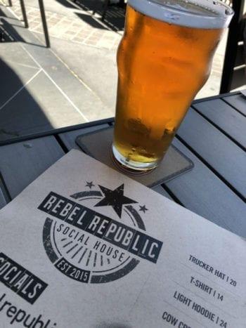 Hermosa Beach Beers - Rebel Republic