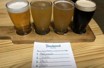 Huntington Beach Beers - Beachwood Brewing
