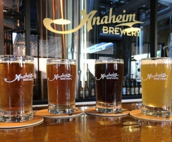 Anaheim Brewery re-opened in 2010 after 90 years. Its focus is German-style beers.