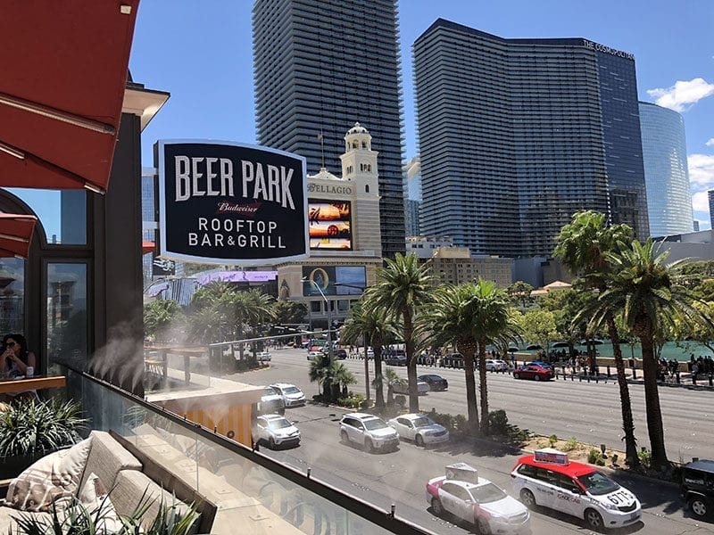 Beer Travels - Las Vegas - Beer Park