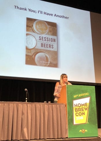 Homebrew Con 2018 - Jennifer Talley