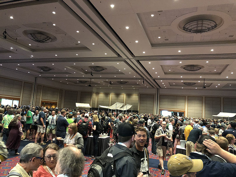 Homebrew Con 2018 - Knockout Party