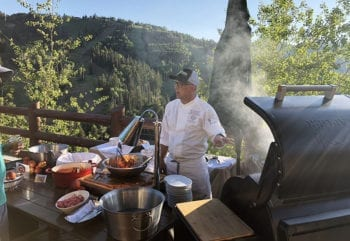 Hops on the Hill - Chef Zane Holmquist Grill