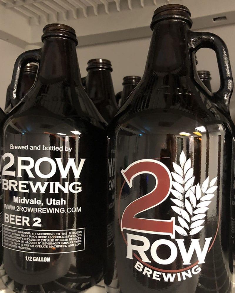 2 Row Brewing Craft Beer In The Heart Of Midvale Utah