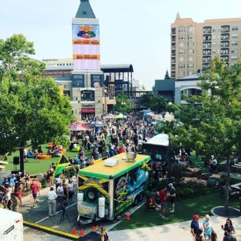 Beer Event Grab Bag - Food Truck and Brewery Battle