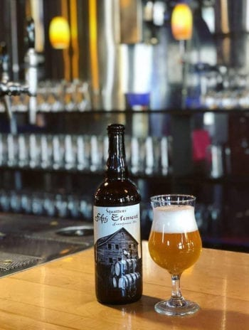 Fifth Element 2018 a - Squatters Craft Beers - Utah Beer News