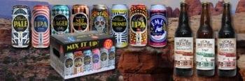 Tastings - Moab Brewery