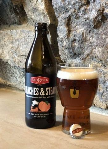 Peaches & Steam - Red Rock Brewing - Beer Tastings