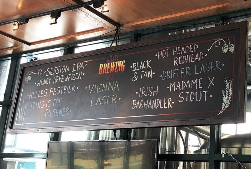 Hoppers Grill and Brewing - Beer List - Utah Beer News