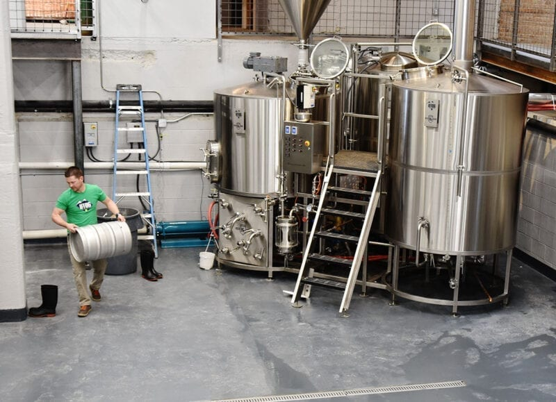 UTOG Brewing - Brew Pit - Utah Beer News