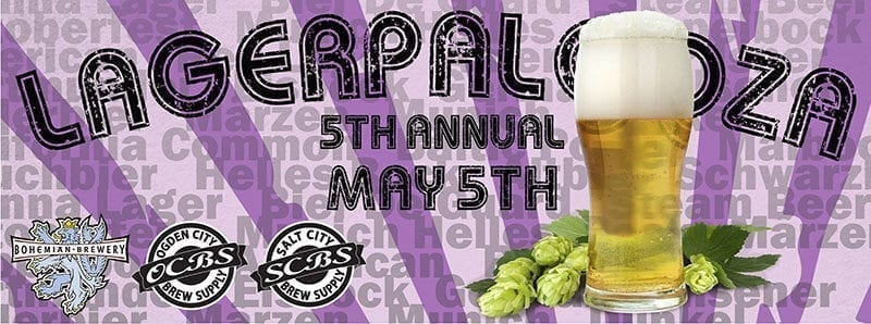 Lagerpalooza - Beer Events - Utah Beer News