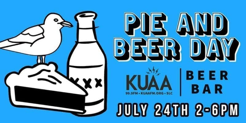 Pie & Beer Day 2019