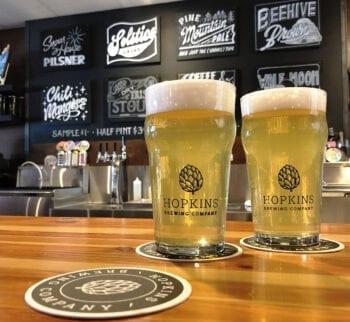 Sugar House Pilsner - Hopkins Brewing