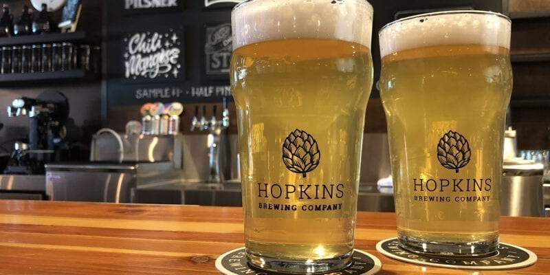 Hopkins Brewing - Sugar House Pilsner