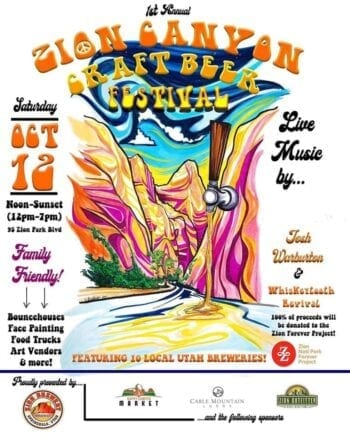 Zion Canyon Beer Festival