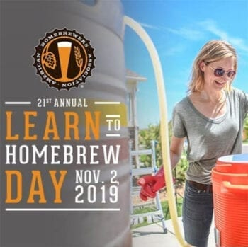 Learn to Homebrew Day 2019 2